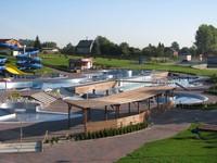 Aquapark, Olešná