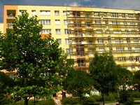Lad. Hosáka, Ostrava, 4 vchody