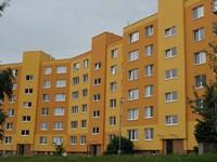 M. Krásové, Ostrava - Poruba, 6 vchodů